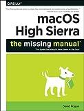 macOS High Sierra - The Missing Manual