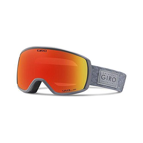 Giro Damen Facet Skibrille, Titanium Shimmer, Unisize