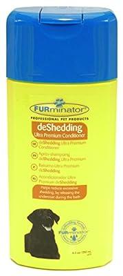 Furminator DeShedding Ultra Premium Conditioner for Dogs from Tetra UK Ltd