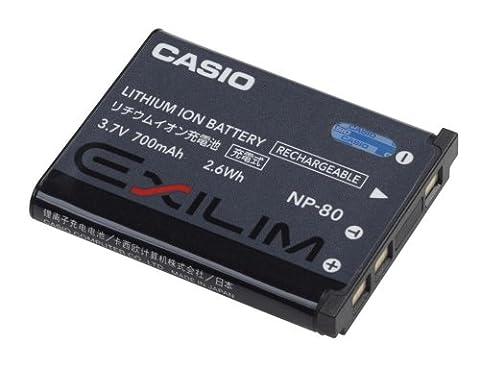 Casio NP-80 Akku für EX-Z1 / EX-Z2 / EX-Z270 / EX-Z280