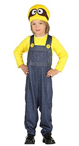 Guirca–Costume Minatore, taglia 10–12anni, 87629.0