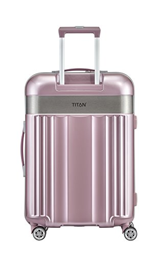 TITAN Spotlight Flash 4w 831405-12 Koffer, 67 cm, 69.0 Liter, Wild Rose - 2