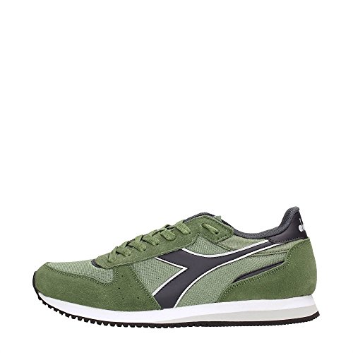 Diadora 101.170241/AI Sneakers Uomo Scamosciato Olivine Green/Nine Iron Olivine Green/Nine Iron 45