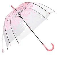 LUOLLOVE Romantic Transparent Umbrella