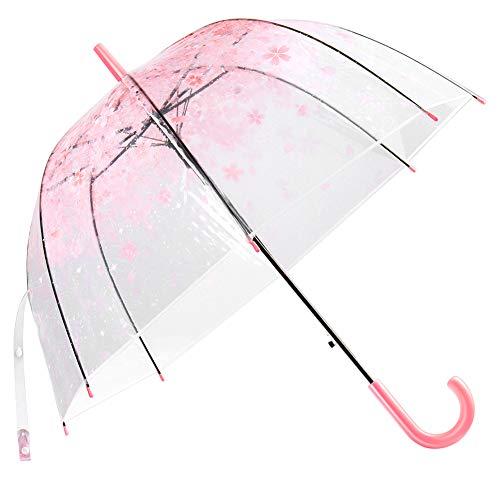 Paraguas Transparente Niña