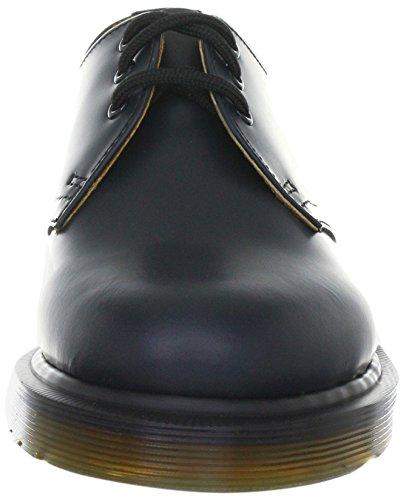 Dr. Martens 1461 Smooth Unisex-Erwachsene Derby Schnürhalbschuhe Blau (Navy)