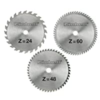 Einhell Grey HM-Saw Blade Set 210 x 30 x 2.5 mm
