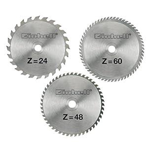 Einhell Grey HM-Circular saw blade set 250 x 30 x 3