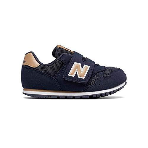 New Balance Zapatillas Deporte Unisex niño, KV373ATI, 23 EU