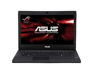 Asus G73SW-TZ030V 43,9 cm (17,3 Zoll) Notebook (Intel Core i7 2630QM, 2GHz, 8GB RAM, 1TB HDD, NVIDIA GTX 460, Blu-ray, Win7 HP) schwarz