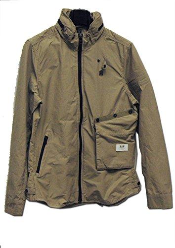 G-Star Jacke Übergangjacke Herren Regenjacke Übergang Nubes Field Jacket Beige Beige