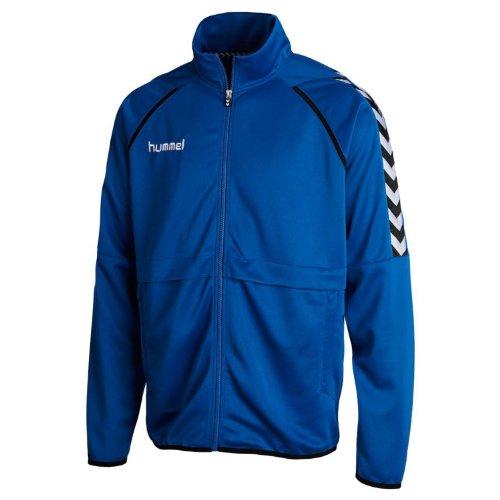 Hummel Stay Authentic en Jacket–veste de survêtement Bleu - Bleu