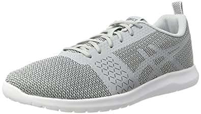 Asics Kanmei, Chaussures de Running Compétition Homme, Gris (Mid Grey/Carbon), 41.5 EU
