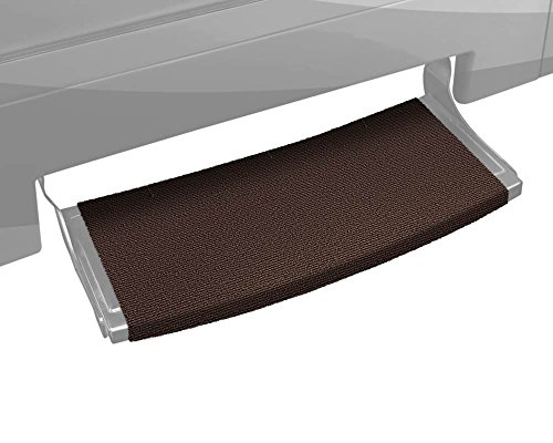 Prest-O-Fit 2-0381 Outrigger Radius XT RV Step Tapis Noyer Marron 22 en. Large
