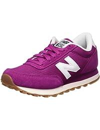 New Balance 501, Zapatillas para Mujer, Sneaker ,Rosa (Pink), 36