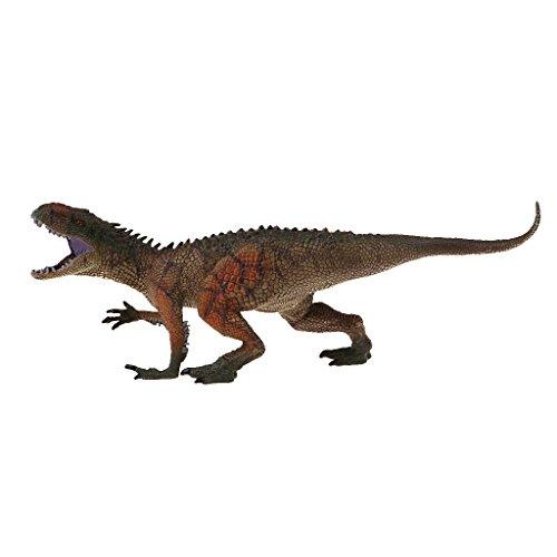 B Baosity 1 Pedazo Dinosaurio Modelo de Juguetes Adorno para Estante Rack - Carcharodontosaurus