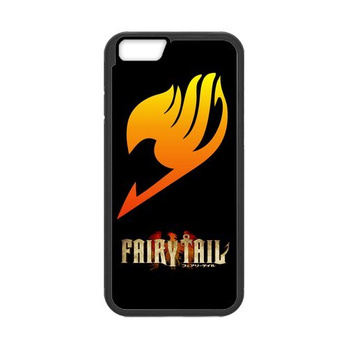 iPhone 6pc and Coque de protection en TPU pour, Customize Fairy Tail Case for iPhone 6[Fairy Tail]