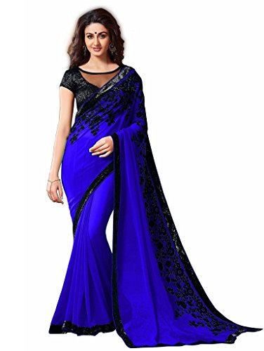 Sarees(Fab Ikshvaku Women\'s Clothing Saree For Women Latest Design Collection Fancy Material Latest Sarees With Designer Beautiful Bollywood Sarees For Women Party Wear Offer Designer Sarees With Blo