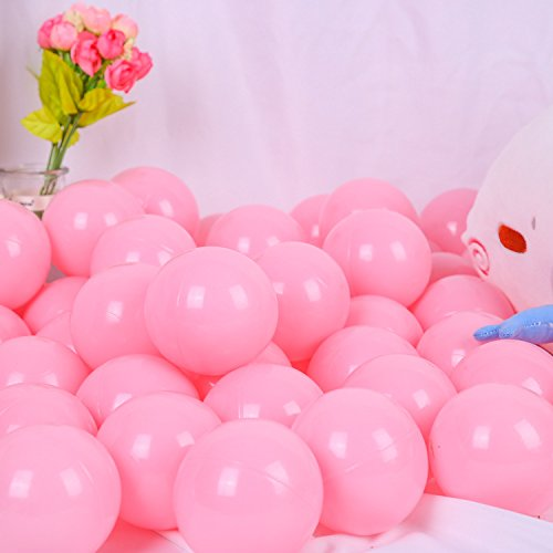 Sunshier Tolles Geschenk für Kinder Ca.Ten Pcs Kinder Bunte Bälle Durable Marine Ball Bobo Sport Spielzeug Geschenk