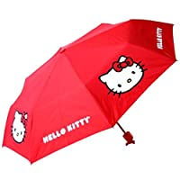 Red Hello Kitty Umbrella (pop up)