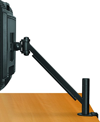 Fellowes Smart Suites Monitor Arm bis 53,3 cm (21 Zoll) schwarz