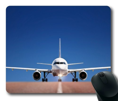 boeing-aircraft-plane-on-runway-rectangle-mouse-pad-by-sakuraelieechyan