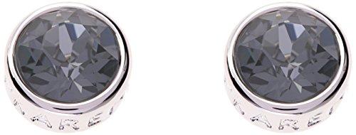 Karen-Millen-Logo-SilverSilver-Night-Crystal-Stud-Earring