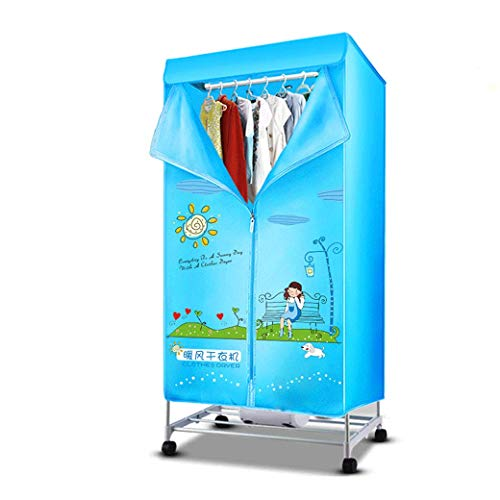 Secadora secadora doble capa gran capacidad silenciosa