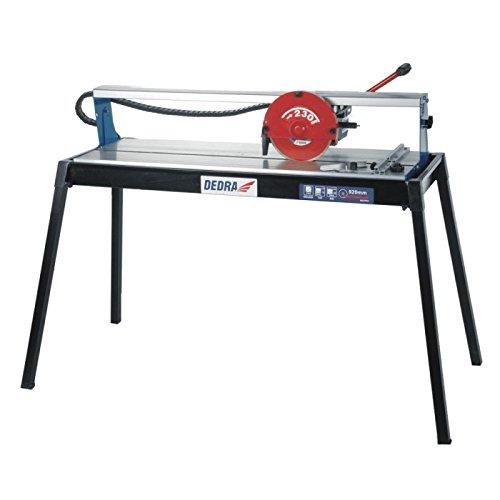 Dedra Nass Fliesenschneider | 930mm | 1020mm | Fliesenschneidemaschine | Steintrennmaschine | Profi (930mm)