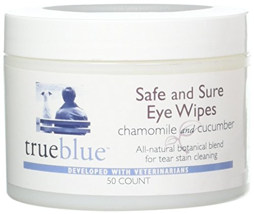 Artikelbild: TrueBlue Safe and Sure Eye Wipes, 50 Count by TrueBlue