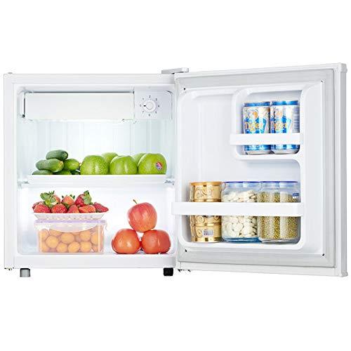 YNWJ Nevera Electrica Pequeña, Nevera Coche 110-240V (50L) Mini Refrigerador, Bajo Nivel De Ruido