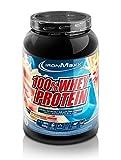 IronMaxx 100% Whey Protein - Whey Proteinpulver auf Wasserbasis - Eiweiß Pulver mit Erdbeere-Weiße...