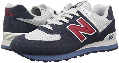 New Balance ML574-ERB-D Sneaker 6.5 US - 39.5 EU - 6