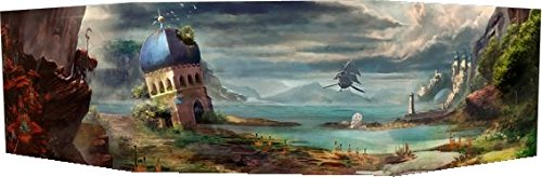 Appel de Cthulhu 7 edition Contrées du rêve - Ecran de jeu par Raphaël Hamimi