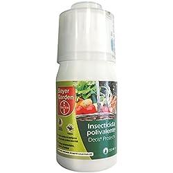Protect Garden Choque EW Insecticida Polivalente Verde 250 ml.