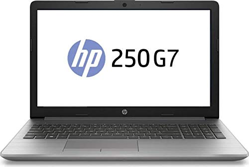"HP Notebook 250 G7 15.6"" FullHD, Intel i3-7020U, 8GB RAM, 256 GB M.2 SSD, Intel HD Graphics 620, Windows 10 Pro, Schwarz"
