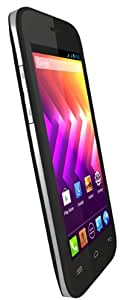 Wiko Iggy Smartphone Dual Sim 4Go Ecran 4,5 pouces processeur dual core noir