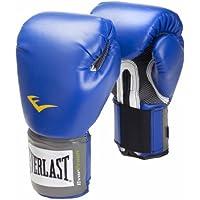 Everlast Pro Style, Guantes de boxeo, Azul, 12 oz