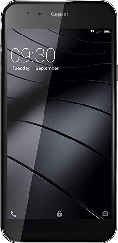 Gigaset ME pro Smartphone (5,5 Zoll (13,97 cm) Touch-Display, 32 GB Speicher, Android 5.1.1) schwarz