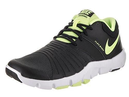 Nike Herren Flex Show TR 5 Wanderschuhe, Black (Schwarz/Volt-Anthrazit-Weiß), 46 EU Wanderschuh Herren Nike