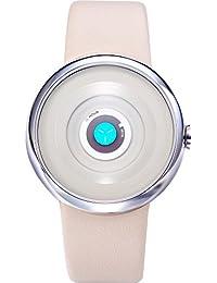 TACS Drop-D Analog Beige Dial Unisex Watch - TS1009B