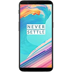 "OnePlus 5T - Smartphone (SIM doble 4G, 15,3 cm (6.01""), 64 GB, 16 MP, Android, 7.1.1 Nougat, Negro)"