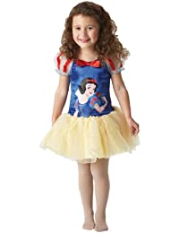Disney - I-884652 - Déguisement - Costume Ballerine Blanche-Neige