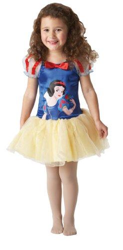 Rubie's 3 884652 s - Kostüm Schneewittchen Ballerina Größe (Ballerina Kostüme Blaue)