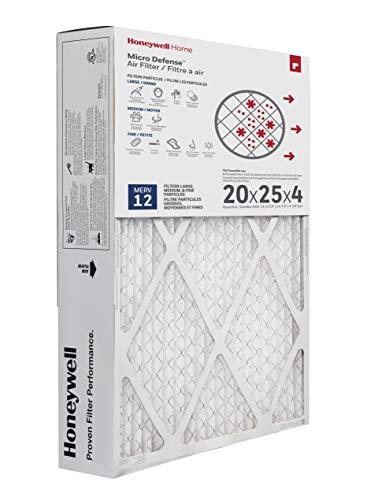 Honeywell 50,8 cm x 63,5 cm x 10,2 cm. FPR 10 Luftfilter