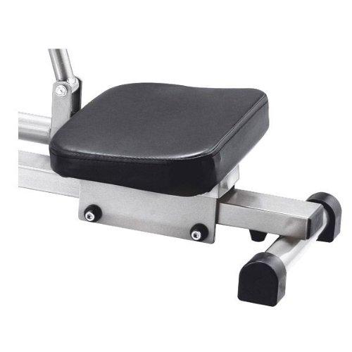 body-coach-28625-Rowing-Machine-Silver-Grey-Black