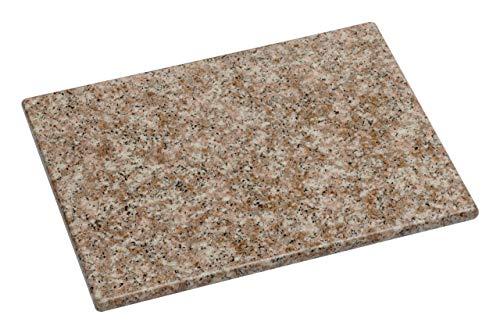 Premier Housewares Rechteckiges Schneidebrett 40x30 cm braun Gepunkteter Granit