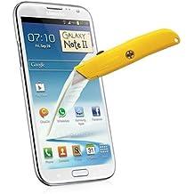 Ultra Clear para Samsung Galaxy Note-2 N7100 cristal templado resistente contra arañazos Protector de pantalla - PART OF JJONLINESTORE ACCESSORIES