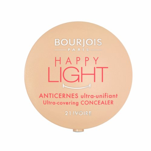 Bourjois Happy Light Anticerne Ultr-unifiant Ivoire