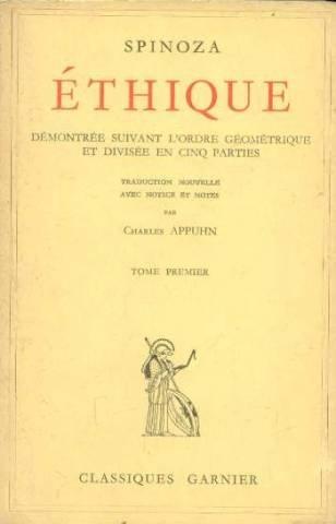 Ethique t. 1